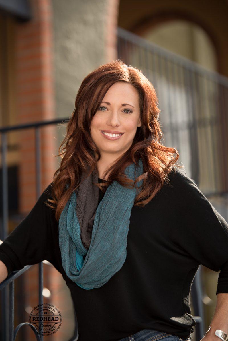 Albuquerque portrait Karie Taylor
